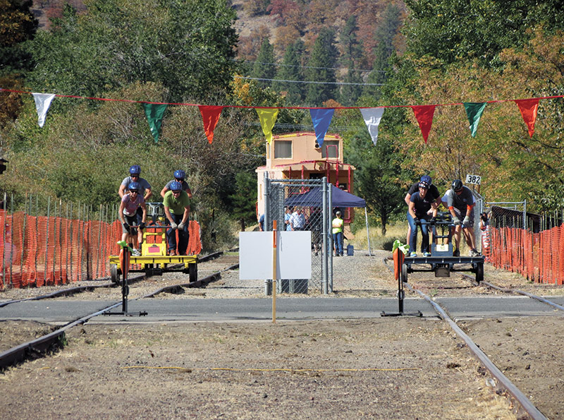 Rails to Trails - Lassen County Times
